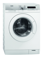 AEG L76485FL Freistehend 8kg 1400RPM A+++-10% Weiß Front-load (Weiß)
