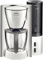 Siemens TC63201 Kaffeemaschine (Schwarz, Grau, Silber, Weiß)
