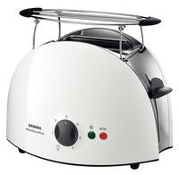 Siemens TT63101 Toaster (Weiß)