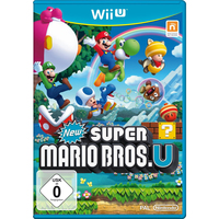 Nintendo New Super Mario Bros U