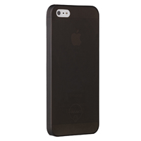 Ozaki O!Coat 0.3 Jelly, iPhone 5 (Schwarz)