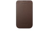 Samsung Leather Pouch (Braun)