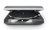 Dual DT 210 USB Belt-drive audio turntable Schwarz Plattenspieler (Schwarz)