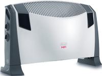 DeLonghi HCS2530F (Schwarz, Grau)