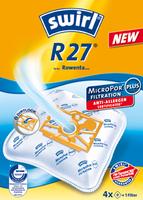 Swirl R 27 (Blau, Weiß, Gelb)