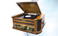 Roadstar HIF-1899TUMPK Radio (Holz)
