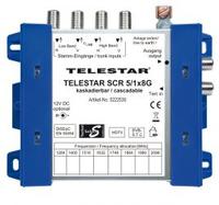 Telestar SCR 5/1x8 (Silber, Weiß)