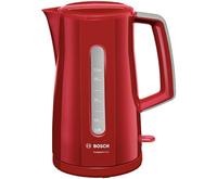 Bosch TWK3A014 Wasserkocher (Rot)