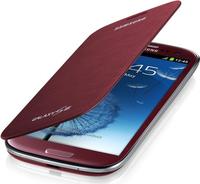 Samsung EFC-1G6FREC Tasche für Mobilgeräte (Rot)