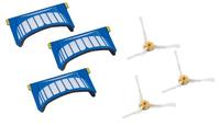 iRobot 820263 Staubsauger-Zubehör und Verbrauchsmaterial (Mehrfarbig)