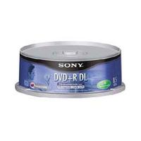 Sony DVD+R DL, 10