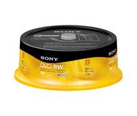 Sony DVD-RW 4x, 25