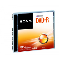 Sony DVD-R Disc, 16er-Pack