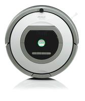 iRobot Roomba 760 (Schwarz, Silber)