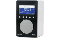 Tivoli Audio PAL+ (Schwarz, Weiß)