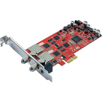 Terratec Cinergy S2 PCIe Dual (Grau, Rot)