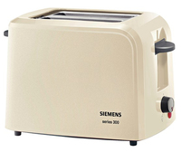 Siemens TT3A0107 Toaster (Grau)