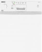 Beko DSS 1512 Spülmaschine (Weiß)