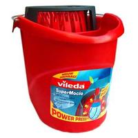 Vileda Bucket Super Mocio (Rot)