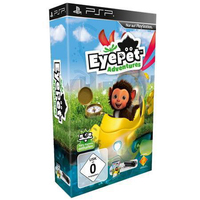 Sony EyePet Adventures, PSP + Camera