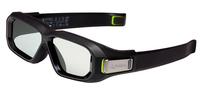 Nvidia GeForce 3D Vision 2 (Schwarz)