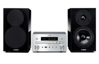 Yamaha MCR-755 Homestereoanlage (Schwarz, Silber)