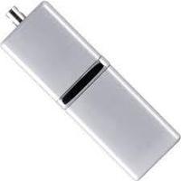 Silicon Power 4GB LuxMini 710 4GB USB 2.0 Silber USB-Stick (Silber)