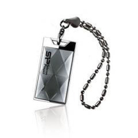 Silicon Power 4GB Touch 850 4GB USB 2.0 Titan USB-Stick (Titan)