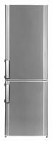 Beko CS 234030 S Kühl-Gefrierschrank (Silber)
