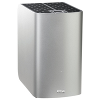 Western Digital My Book Thunderbolt Duo 4TB (Schwarz, Silber)