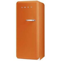 Smeg FAB28LO1 Kombi-Kühlschrank (Orange)