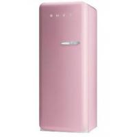 Smeg FAB28LRO1 Kombi-Kühlschrank (Pink)
