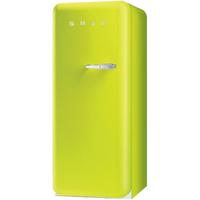 Smeg FAB28LVE1 Kombi-Kühlschrank (Grün)