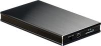 Inter-Tech CobaNitrox GD-25633 USB powered (Schwarz)