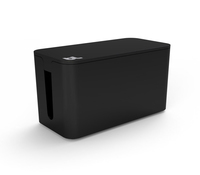 Bluelounge CableBox Mini (Schwarz)