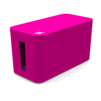 Bluelounge CableBox Mini (Pink)