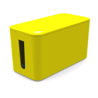 Bluelounge CableBox Mini (Gelb)
