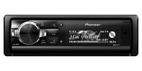 Pioneer DEH-80PRS Auto-CD/DVD Tuner (Schwarz)