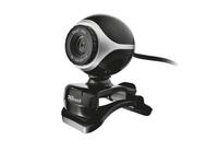 Trust Exis Webcam (Schwarz)