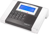 DeTeWe Message 800 106min Schwarz, Weiß Anrufbeantworter (Schwarz, Weiß)