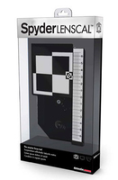 Datacolor Spyder LensCal (Schwarz, Weiß)