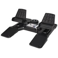 Saitek PRO Flight Cessna Rudder Pedals (Schwarz)