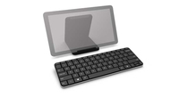 Microsoft Wedge Mobile Keyboard, DE (Schwarz)