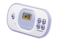 Tristar KS-4213 Babyphone (Violett, Weiß)