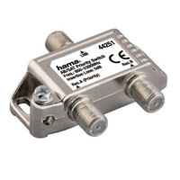 Hama AB/SAT Priority Switch (Silber)
