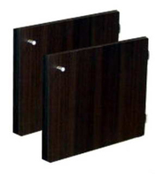 CINEWALL Door Set M4 52Zoll Holz (Holz)