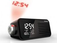 Thomson CP300T Uhr Digital Schwarz Radio (Schwarz)