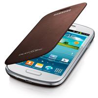 Samsung EFC-1M7FAEG Handy-Schutzhülle (Braun)
