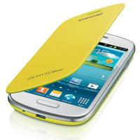 Samsung EFC-1M7FYEG Tasche für Mobilgeräte (Gelb)