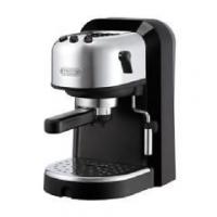 DeLonghi Pump-Driven Espresso Maker EC270 (Silber, Weiß)